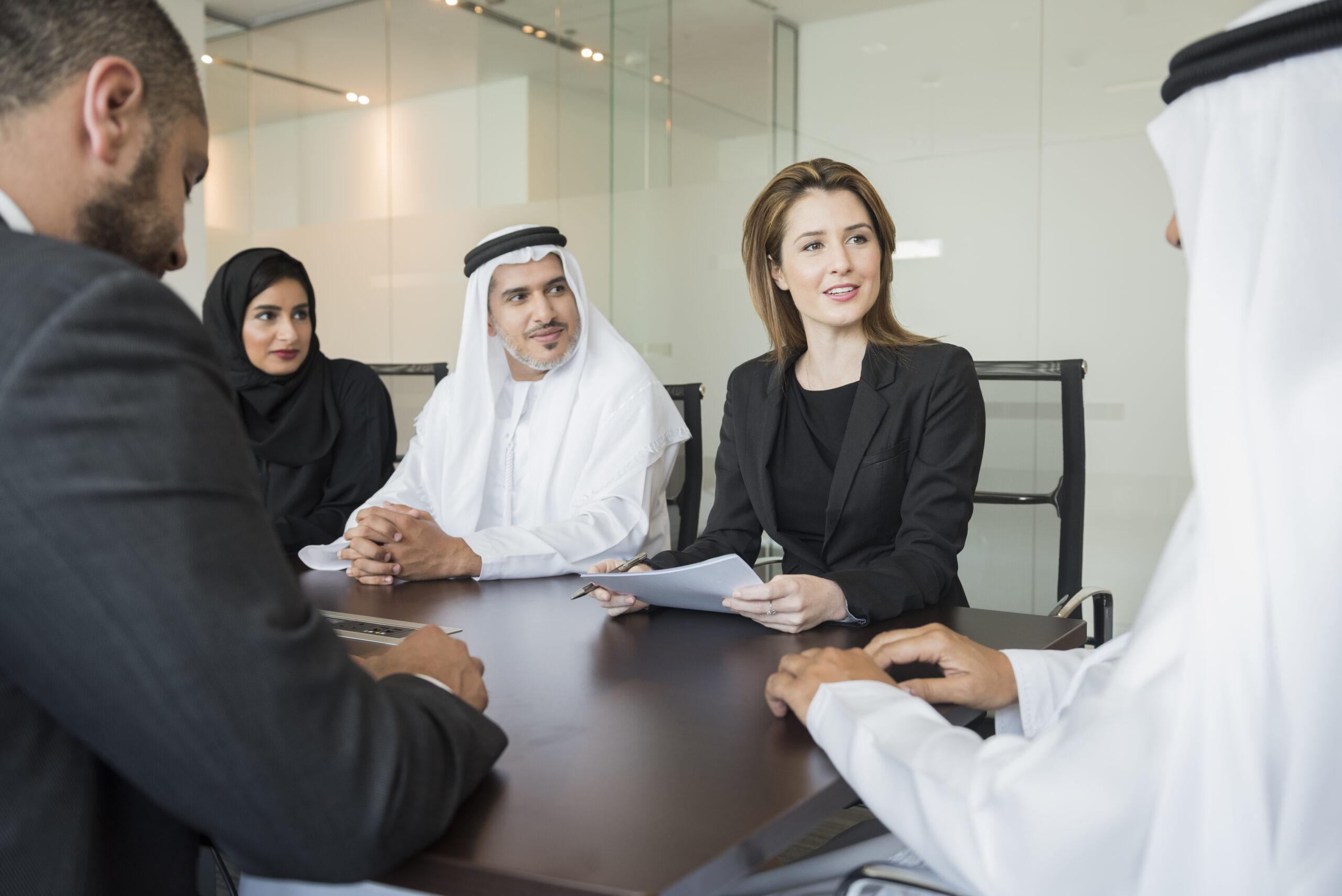 Webinar: Kommunizieren und arbeiten mit arabischen Partnern